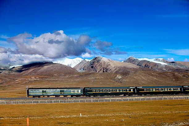 """""""Train,Tibet,China"""":スマホ壁紙(壁紙.com)"""