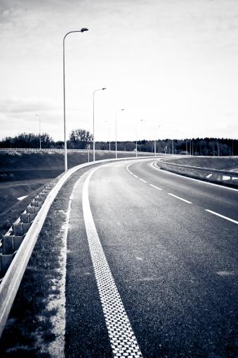 Motor Racing Track「empty highway」:スマホ壁紙(11)
