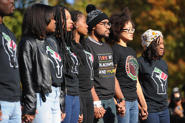 Missouri「University of Missouri President Resigns As Protests Grow over Racism」:写真・画像(9)[壁紙.com]