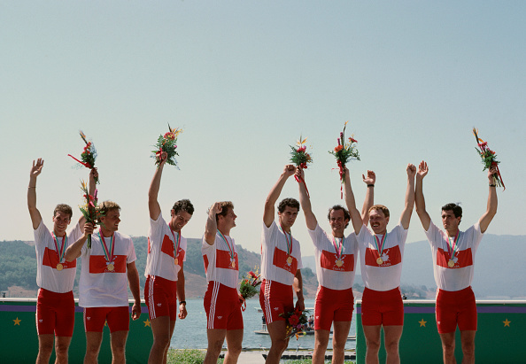 Rowing「XXIII Olympic Summer Games」:写真・画像(13)[壁紙.com]