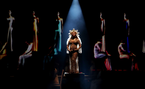 グラミー賞「The 59th GRAMMY Awards - Roaming Show」:写真・画像(12)[壁紙.com]