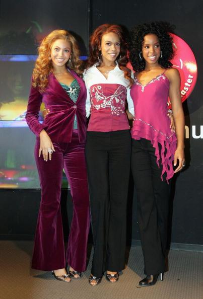 Kelly public「Destiny's Child Promotional Event In Tokyo」:写真・画像(9)[壁紙.com]