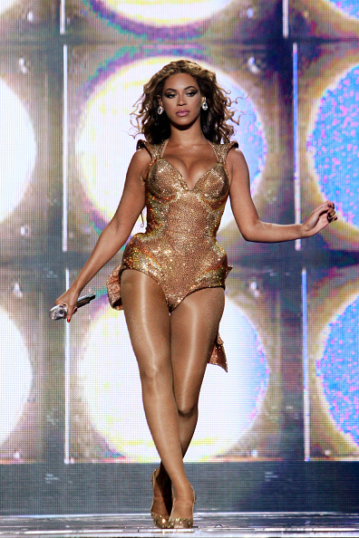 Shiny「Beyonce In Concert At Madison Square Garden」:写真・画像(4)[壁紙.com]