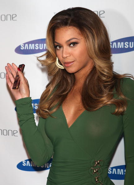 "Conference Phone「Beyonce And Samsung Announces The Launch Of ""B Phone""」:写真・画像(14)[壁紙.com]"