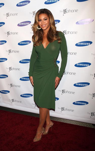 "Conference Phone「Beyonce And Samsung Announces The Launch Of ""B Phone""」:写真・画像(10)[壁紙.com]"