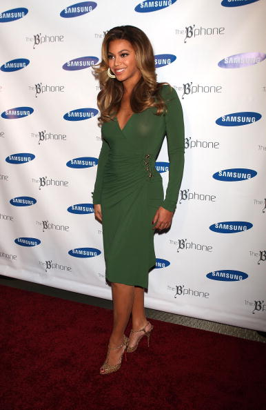 """Conference Phone「Beyonce And Samsung Announces The Launch Of """"B Phone""""」:写真・画像(8)[壁紙.com]"""