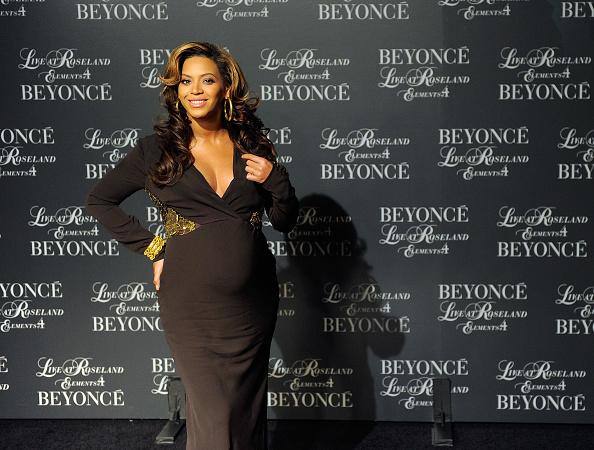 "Pregnant「Beyonce Hosts A Screening Of ""Live At Roseland: The Elements Of 4""」:写真・画像(9)[壁紙.com]"