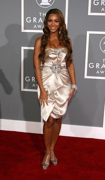 ドレス「49th Annual Grammy Awards - Arrivals」:写真・画像(7)[壁紙.com]