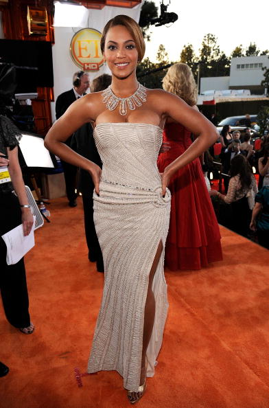 Arrival「The 66th Annual Golden Globe Awards - ET Red Carpet Arrivals」:写真・画像(1)[壁紙.com]