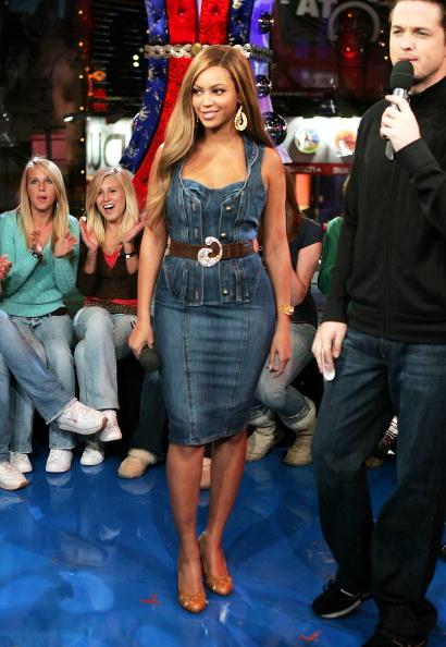 Scott Gries「MTV TRL With David Spade & Beyonce」:写真・画像(6)[壁紙.com]