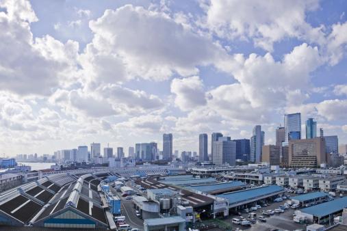 Shiodome「Tsukiji Market」:スマホ壁紙(14)