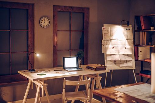 Working「Architect office」:スマホ壁紙(16)