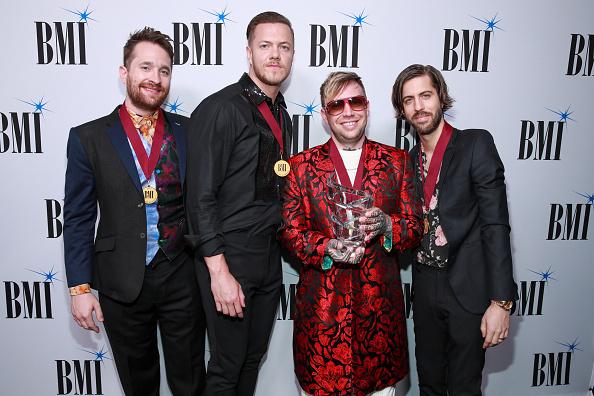 Rich Fury「67th Annual BMI Pop Awards - Arrivals」:写真・画像(4)[壁紙.com]
