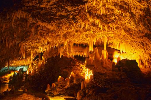Limestone「Barbados, Harrison's Cave」:スマホ壁紙(5)