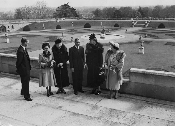 Franklin Roosevelt「Eleanor Roosevelt And British Royal Family」:写真・画像(18)[壁紙.com]