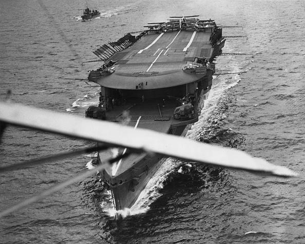 Customized「HMS Furious」:写真・画像(9)[壁紙.com]