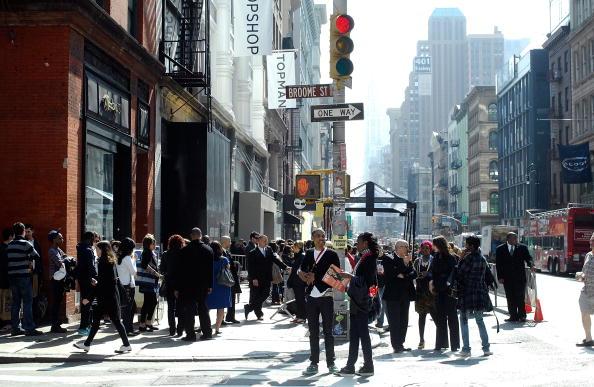 Topshop - Retailer「TOPSHOP Comes To New York」:写真・画像(6)[壁紙.com]