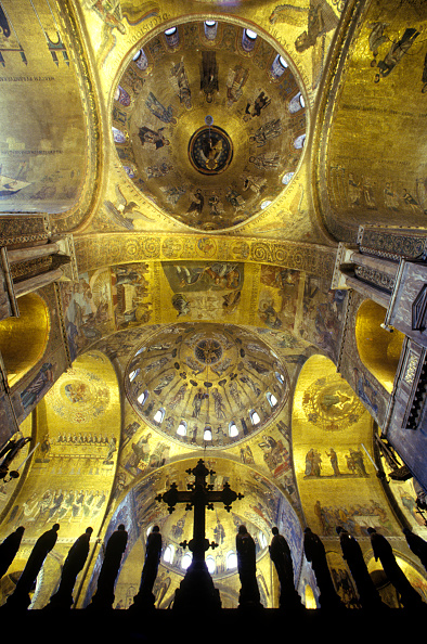 Ceiling「St Mark's Interior」:写真・画像(12)[壁紙.com]