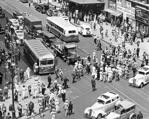 Broadway - Manhattan「34th And Broadway, Herald Square」:写真・画像(8)[壁紙.com]