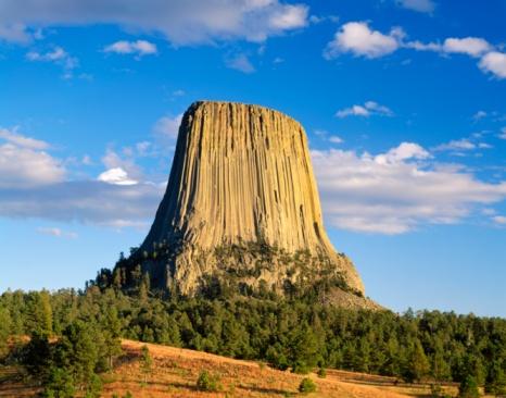 Steep「USA, Wyoming, Devil's Tower National Monument」:スマホ壁紙(4)