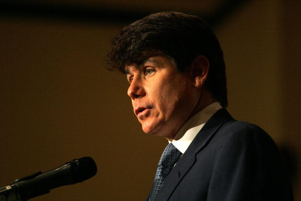 Profile View「Illinois Governor Launches AIDS Prevention Program」:写真・画像(6)[壁紙.com]