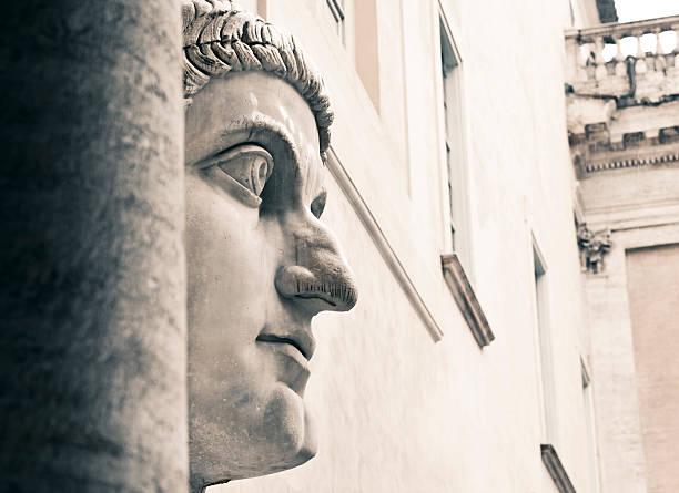 Ancient statue, Rome:スマホ壁紙(壁紙.com)