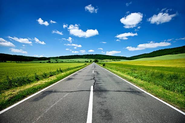 Country Highway:スマホ壁紙(壁紙.com)