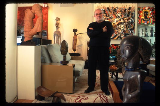 Rug「Artist Arman In His Home」:写真・画像(10)[壁紙.com]