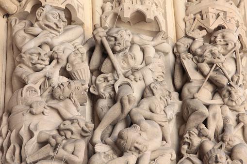 Hell「Sainte-Chapelle. Hell」:スマホ壁紙(7)