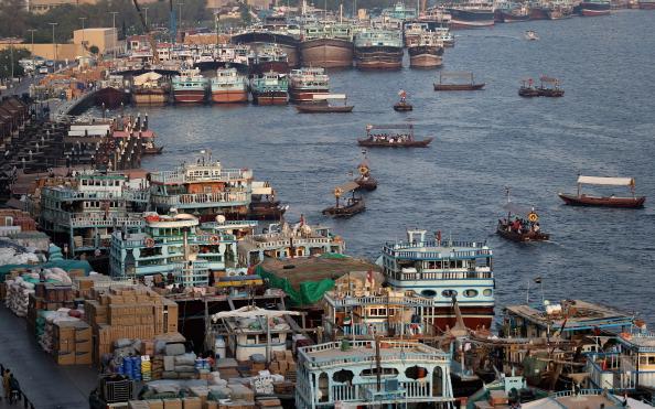 Dubai Creek「General Views of United Arab Emirates」:写真・画像(11)[壁紙.com]
