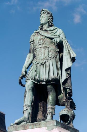 Louis XIV Of France「Louis XIV statue」:スマホ壁紙(2)