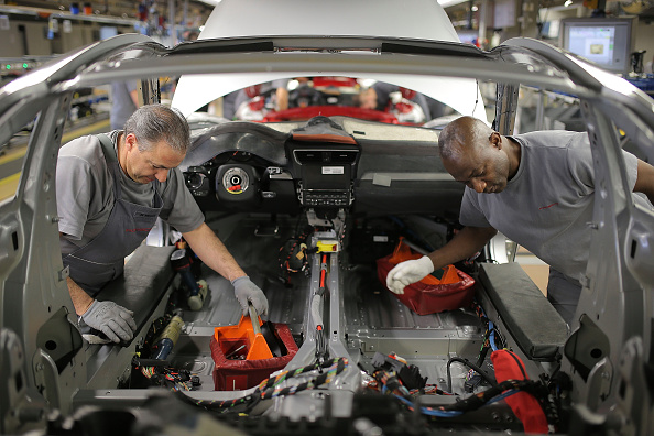 Germany「911 Assembly At Porsche Plant」:写真・画像(5)[壁紙.com]