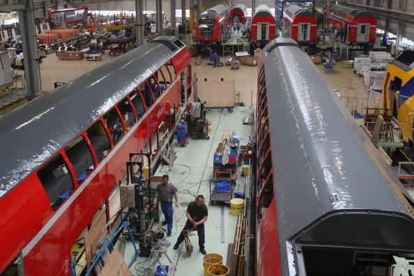 Bombardier「Bombardier Production Line」:写真・画像(5)[壁紙.com]