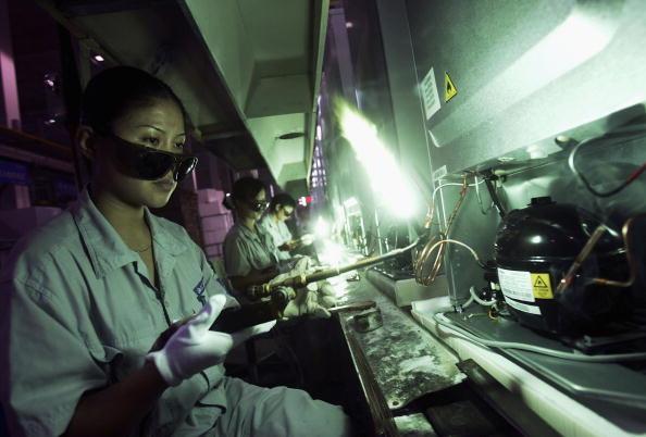 Cancan Chu「Qingdao Haier Refrigerator Factory Tour」:写真・画像(16)[壁紙.com]