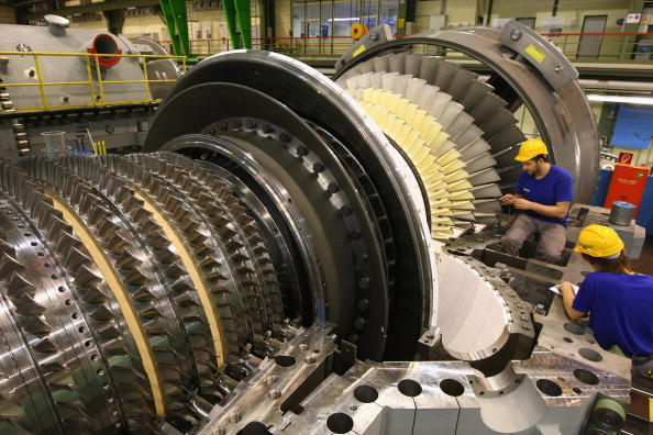 Industry「German Economy Showing Signs Of Recovery」:写真・画像(12)[壁紙.com]