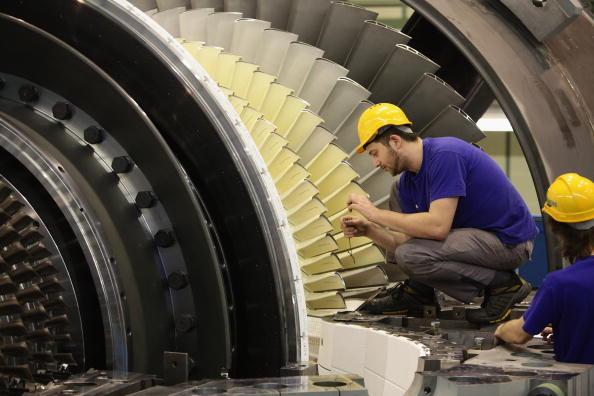 Siemens「German Economy Showing Signs Of Recovery」:写真・画像(1)[壁紙.com]