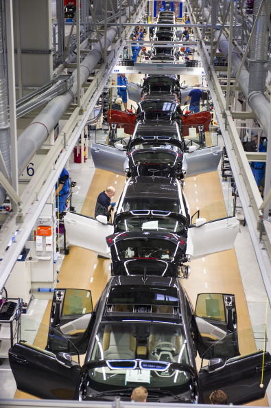 Jens Schlueter「BMW Launches i3 Electric Car Production」:写真・画像(16)[壁紙.com]