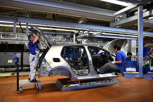 Germany「Trump Threatens EU With Tariffs On Cars」:写真・画像(6)[壁紙.com]