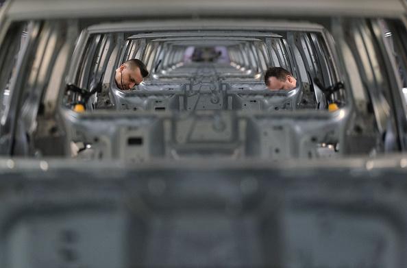 Plant「Volkswagen Automobile Production At Wolfsburg Plant」:写真・画像(12)[壁紙.com]