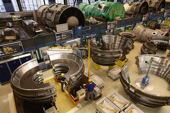 Turbine「German Economy Showing Signs Of Recovery」:写真・画像(14)[壁紙.com]