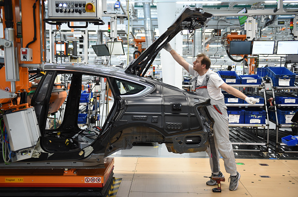 Industry「Audi Automobile Production At Ingolstadt Plant」:写真・画像(14)[壁紙.com]