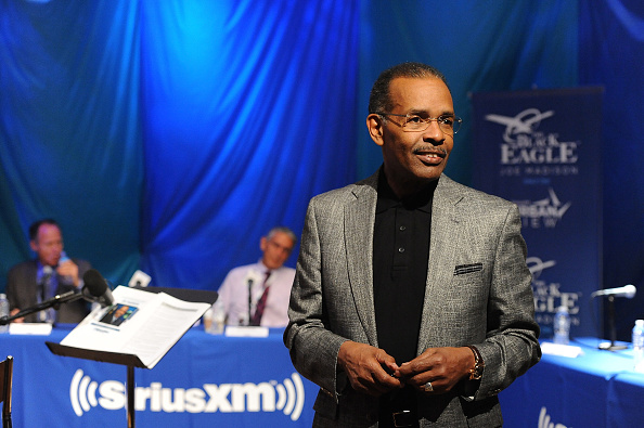 "NFC East「SiriusXM's Joe Madison Hosts ""What's In A Name-The Washington Redskins Controversy: A SiriusXM Urban View Roundtable"" At SiriusXM Studio」:写真・画像(9)[壁紙.com]"