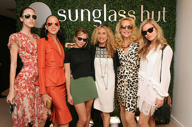 Sunglass Hut Celebrates Mother's Day With Georgia May Jagger & Jerry Hall:ニュース(壁紙.com)