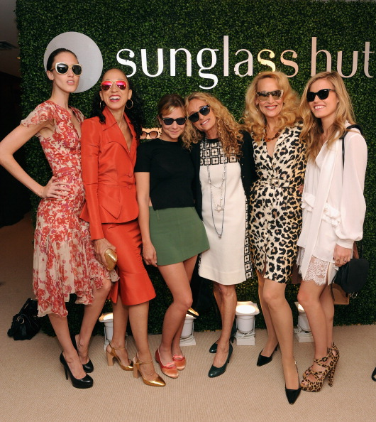 Annabelle Dexter Jones「Sunglass Hut Celebrates Mother's Day With Georgia May Jagger & Jerry Hall」:写真・画像(13)[壁紙.com]