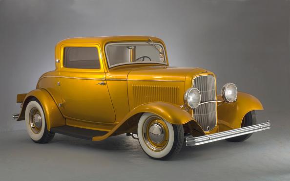 Hot Rod Car「1932 Ford Model B Custom Car」:写真・画像(6)[壁紙.com]