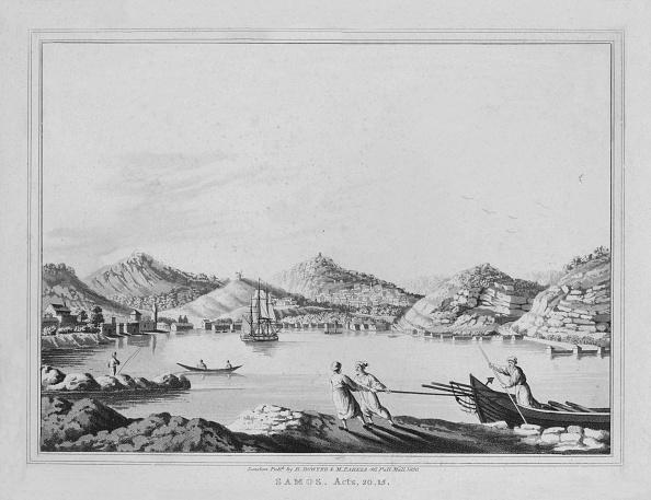 View Into Land「Samos. Acts, 20.15, 1830」:写真・画像(6)[壁紙.com]