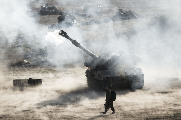 Israel-Palestine Conflict「Tensions Remain High At Israeli Gaza Border」:写真・画像(0)[壁紙.com]