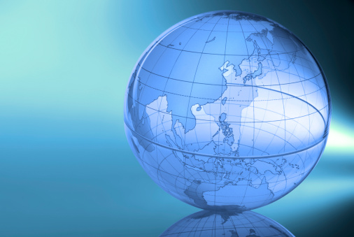Korea「Globe-Eastern Asia & Western Pacific」:スマホ壁紙(19)