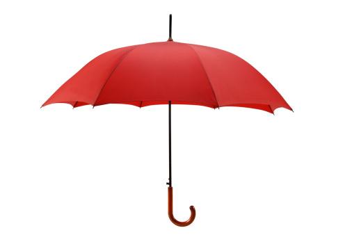 雨「輝度赤色傘、パス」:スマホ壁紙(6)