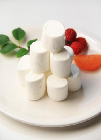 ホワイトデー「Marshmallow」:スマホ壁紙(8)